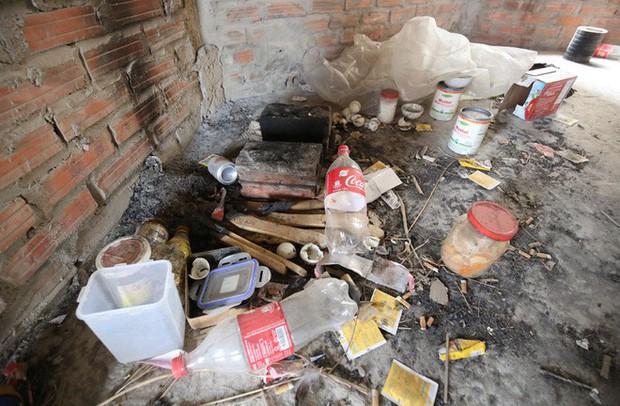 Hà Nội: Biệt thự triệu đô biến thành nơi chích ma túy, kim tiêm vứt thành đống - Ảnh 8.