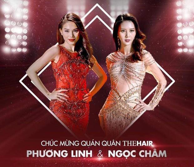 Linh Rin (The Look): Tôi xin dừng cuộc chơi để bảo vệ danh dự cho bản thân - Ảnh 1.