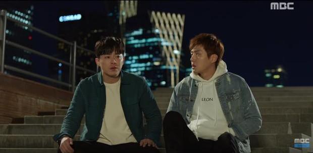 Two Cops: Hóa ra đây là cách để thoát xác Jo Jung Suk - Ảnh 10.