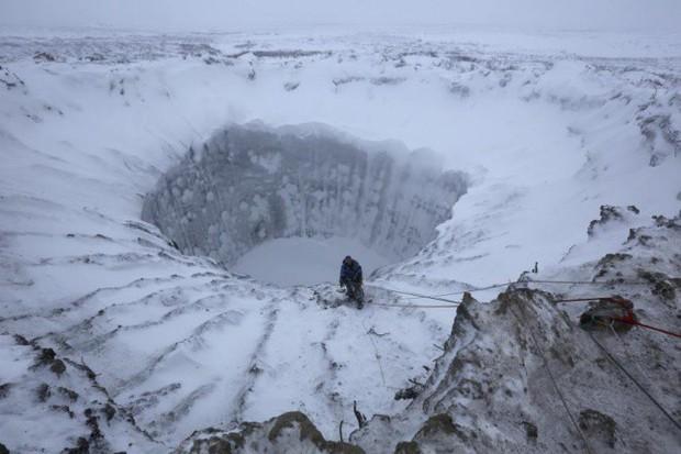 Những hiện tượng kỳ quặc không thể tin được vẫn tồn tại trên Trái Đất - Ảnh 8.