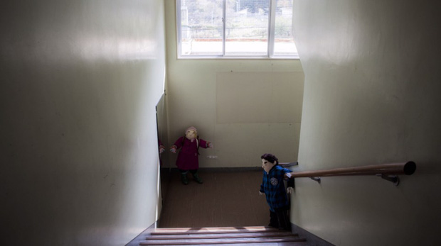 Ám ảnh khung cảnh rùng rợn của ngôi làng tại Nhật Bản nơi búp bê dần thay thế con người - Ảnh 11.