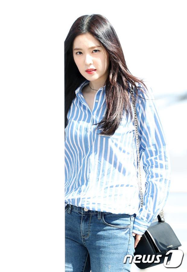 Nữ thần Kpop hai thế hệ đọ sắc: Sung Yuri U40 vẫn trẻ trung, Irene kém 10 tuổi cũng lép vế - Ảnh 9.