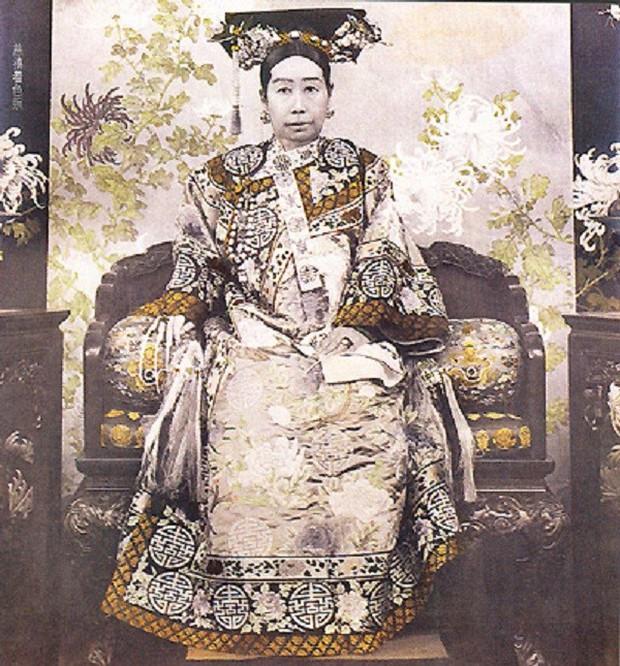 Ngã ngửa trước nhan sắc thật của cung tần mỹ nữ Trung Quốc xưa - Ảnh 9.