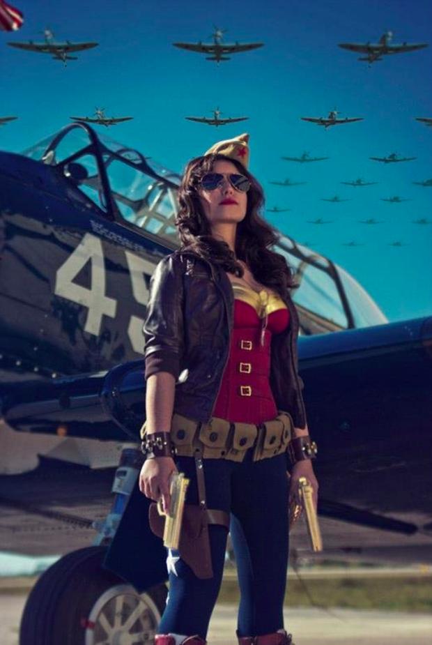 Ngắm dung nhan 14 cô gái cosplay Wonder Woman xinh lung linh như trong phim - Ảnh 17.