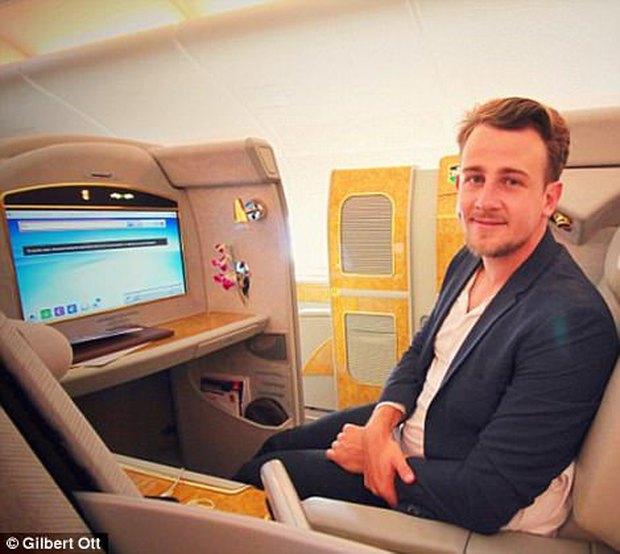 Tiết lộ của chuyên gia đi máy bay sang chảnh: Bí quyết để lúc nào cũng được ngồi khoang hạng sang - Ảnh 6.