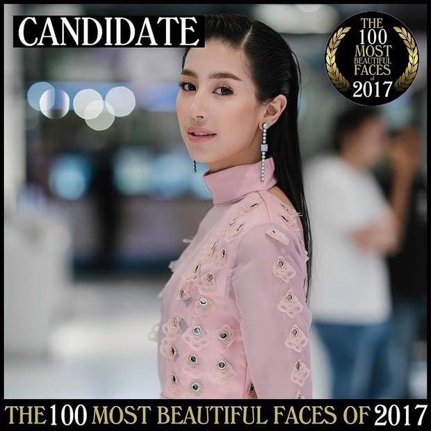 Em út Black Pink bất ngờ cùng dàn mỹ nhân Thái lọt danh sách đề cử Top 100 gương mặt đẹp nhất thế giới - Ảnh 9.