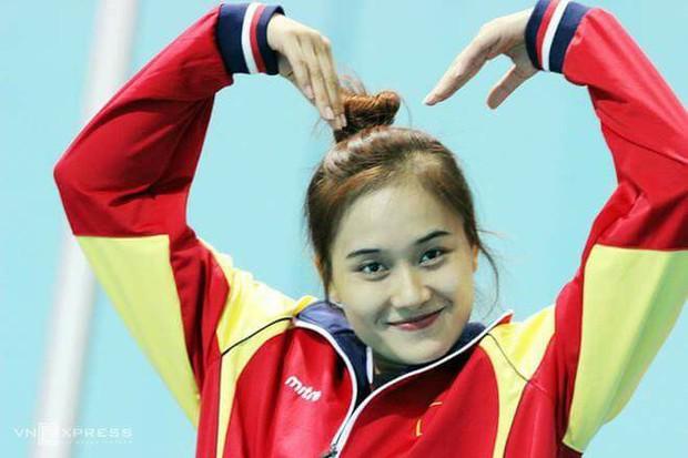Điểm mặt 7 hot boy, hot girl của thể thao Việt Nam tại SEA Games 29 - Ảnh 9.