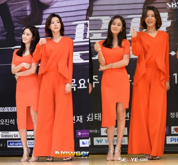Là nữ thần sắc đẹp Hàn Quốc, Kim Tae Hee có bị lu mờ khi đứng cạnh các đại mỹ nhân khác? - Ảnh 21.