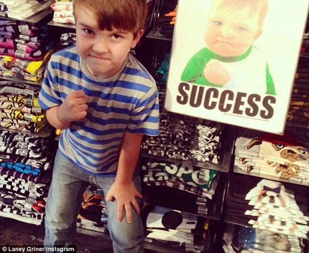 Cậu bé meme nổi tiếng nhất nhì Internet: Sau 10 năm, giờ em đã lớn và khó có thể nhận ra rồi - Ảnh 6.