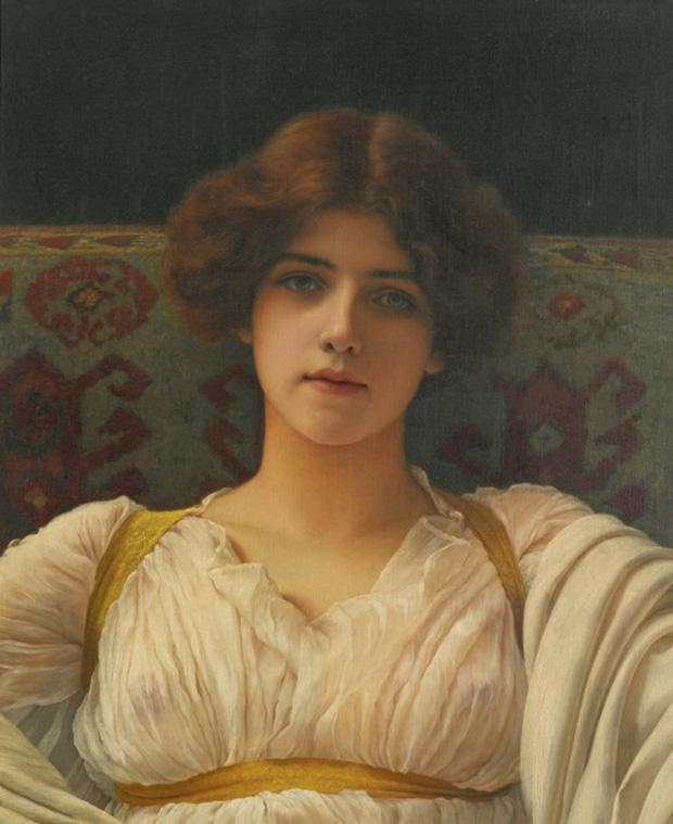 """Hình ảnh dung dị mà đẹp rạng ngời của 13 nàng """"quốc sắc thiên hương"""" từ 100 năm trước - Ảnh 9."""