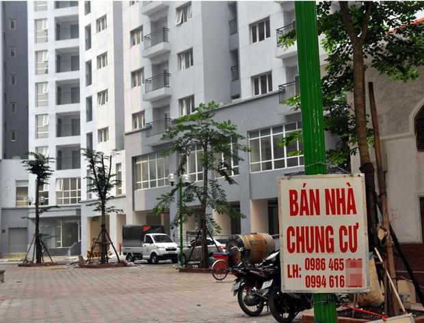 Hà Nội: Nhiều chung cư bỏ hoang cả chục năm khiến người dân nuối tiếc - Ảnh 9.