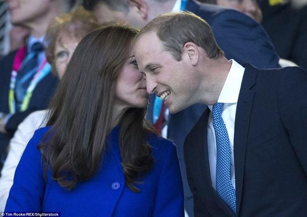 """Ít ai biết được rằng Công nương Kate và Hoàng tử William luôn chủ ý diện đồ """"tông xuyệt tông"""" - Ảnh 10."""