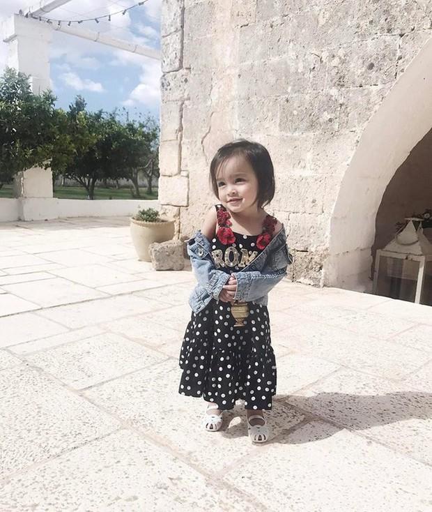 Chiêm ngưỡng vẻ đáng yêu của con gái mỹ nhân đẹp nhất Philippines - Ảnh 10.