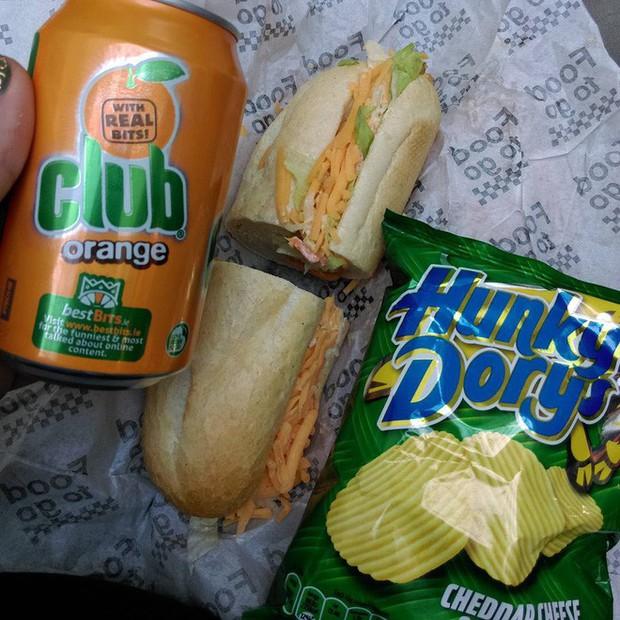 Vòng quanh thế giới nếm 10 loại sandwich đơn giản nhưng ăn là nghiện - Ảnh 10.