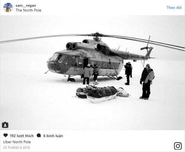 """Cuộc sống """"vương giả"""" của Hội con nhà giàu dịp Giáng sinh: Sắm Rolex sang chảnh, khám phá Bắc Cực bằng trực thăng - Ảnh 10."""