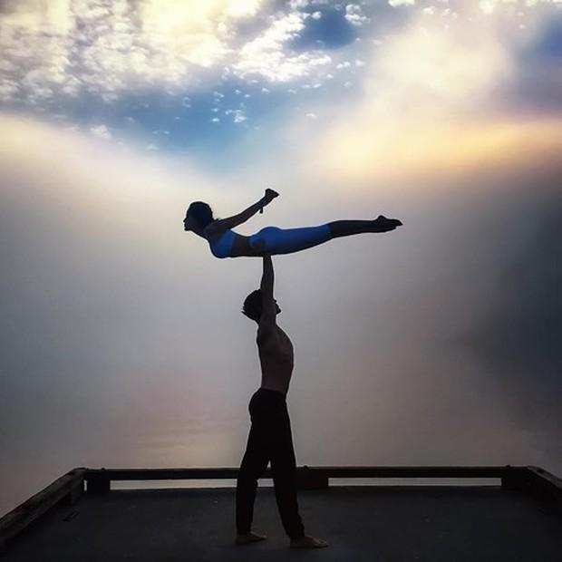 Vẻ đẹp tựa thiên thần của cô giáo yoga đẹp nhất châu Á - Ảnh 10.