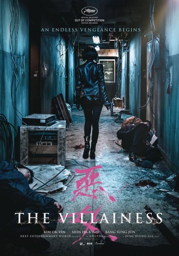 """The Villainess – Khi con người ta bắt đầu yêu thích """"sự phản diện"""" - Ảnh 1."""