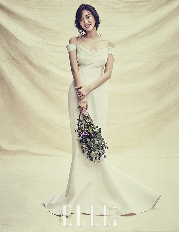 Xôn xao vì vợ diễn viên Vì sao đưa anh tới vừa quá đẹp vừa giống Lee Young Ae - Ảnh 11.