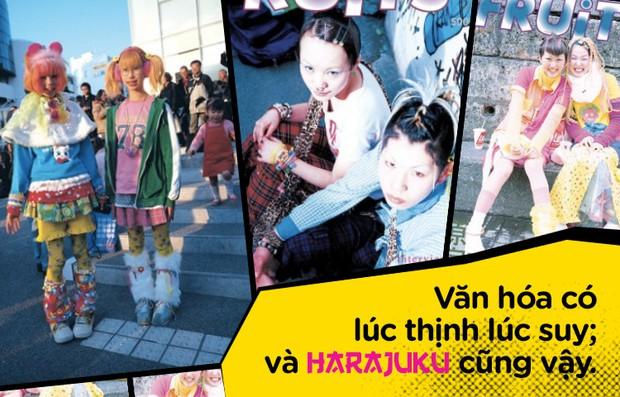 Cái chết của một nét văn hóa Nhật Bản: thời trang đường phố Harajuku giờ đã lùi vào dĩ vãng - Ảnh 9.