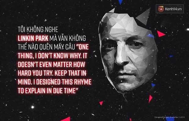 Từ một người từng là anti-fan của Linkin Park: Tạm biệt Chester, mong anh yên nghỉ! - Ảnh 4.
