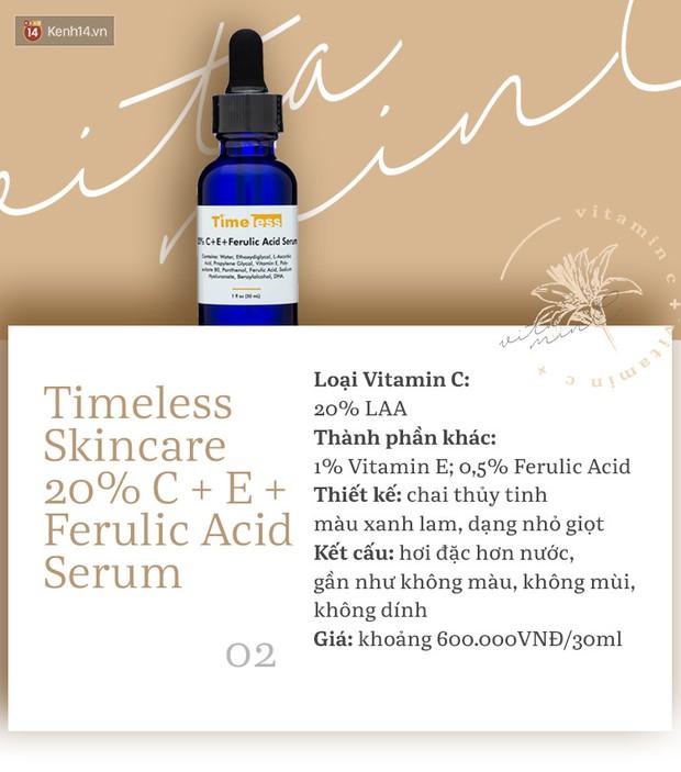 Serum Vitamin C - thần dược giúp da vừa trắng sáng vừa trẻ hóa, hết thâm nám và nhiều điều bạn chưa biết - Ảnh 14.