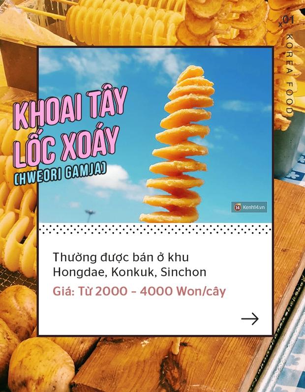 Cẩm nang tất tật những món ăn vặt phải thử khi đến Hàn Quốc - Ảnh 8.
