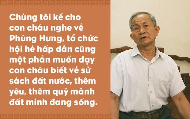 Ngay giữa Hà Nội, có một ngôi làng từ hàng nghìn năm nay không bao giờ được gọi bố - Ảnh 13.