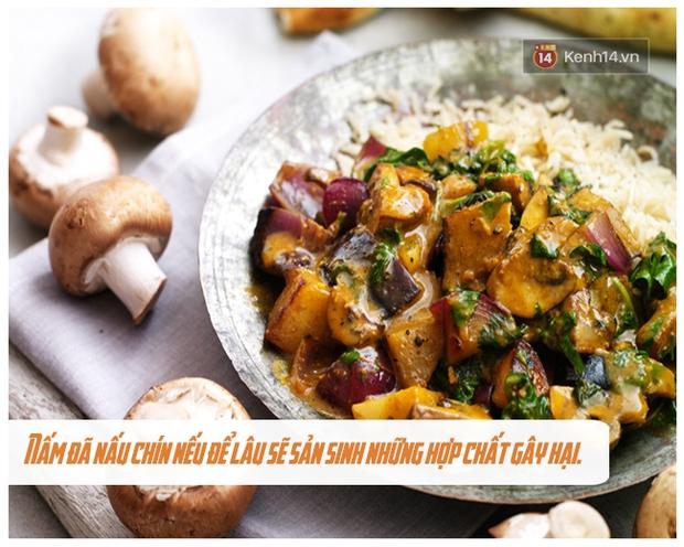 5 loại thực phẩm không nên để qua đêm khi đã nấu chín - Ảnh 1.