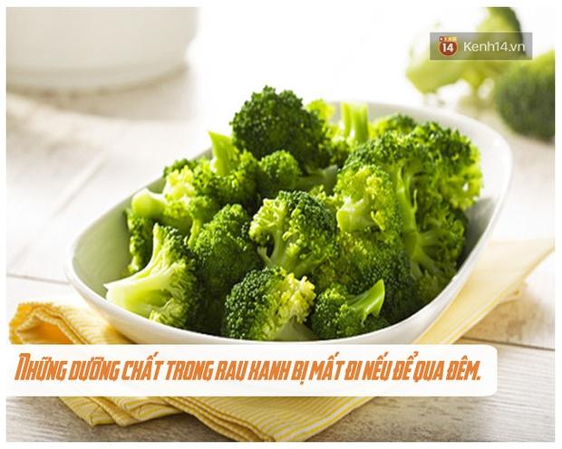 5 loại thực phẩm không nên để qua đêm khi đã nấu chín - Ảnh 7.