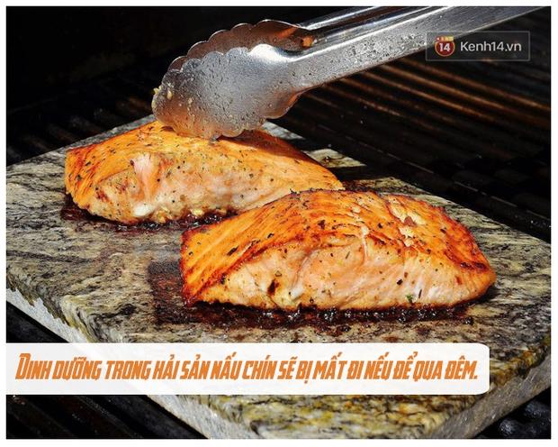 5 loại thực phẩm không nên để qua đêm khi đã nấu chín - Ảnh 9.