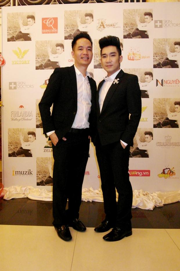 Vượt khỏi ranh giới công việc quản lý - nghệ sĩ, họ là những người bạn thân bền chặt nhất showbiz Việt! - Ảnh 7.