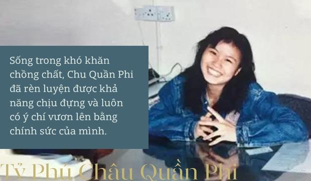Xuất thân nghèo khó, 16 tuổi bỏ học làm công nhân rồi trở thành nữ tỷ phú tự thân trẻ nhất thế giới - Ảnh 1.