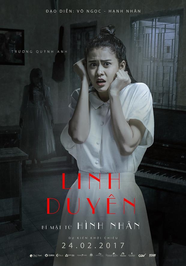 Linh Duyên - Phim kinh dị Việt mới chính thức ra rạp - Ảnh 2.