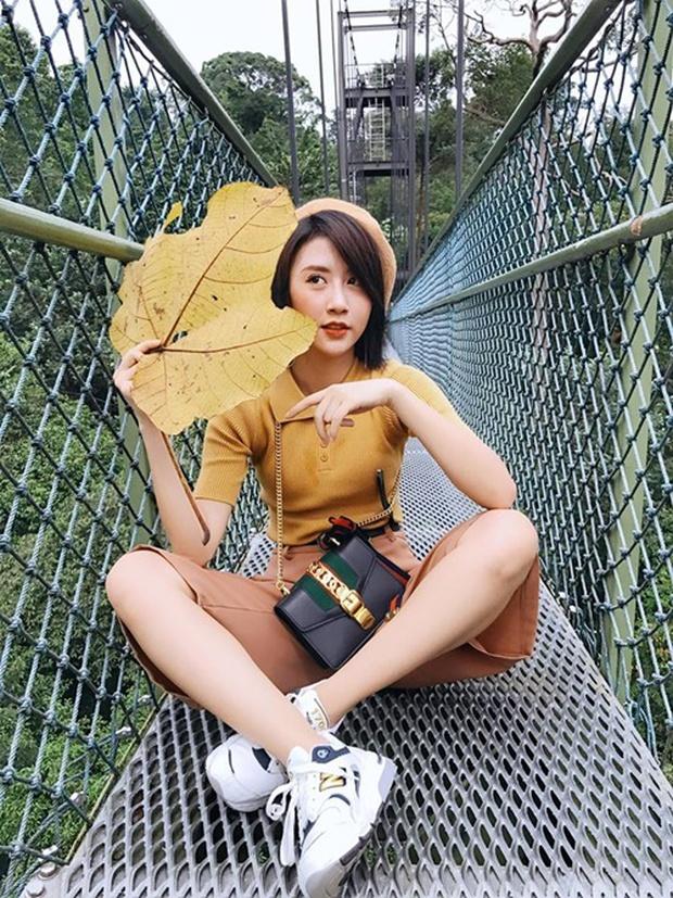 Hot girl Việt sắm túi ngày càng bạo tay, ai đang sở hữu kho túi hiệu khủng nhất? - Ảnh 15.