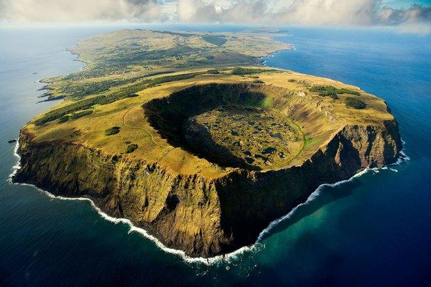 Bí ẩn tộc người mất tích 160 năm trước trên đảo Phục Sinh đang ngày càng trở nên kỳ lạ - Ảnh 1.