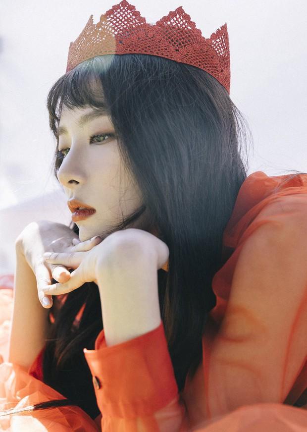 Irene: Nữ thần sở hữu khuôn mặt đẹp nhất hay... đơ nhất Kpop? - Ảnh 16.