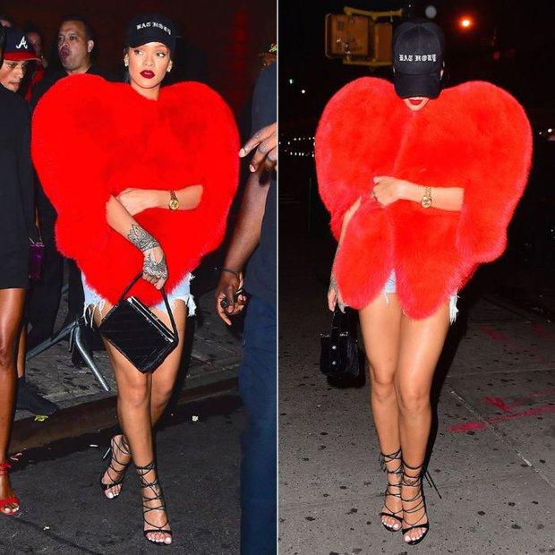 Chẳng khác nào trò cực hình, thế mà Rihanna vẫn cắn răng đi loại giày này liên tục - Ảnh 9.