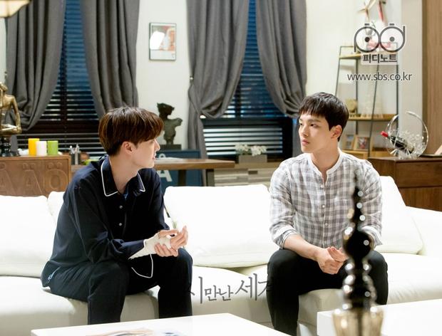 Cười ngất với bằng chứng Ahn Jae Hyun thời đi học chưa từng... đánh bạn! - Ảnh 4.