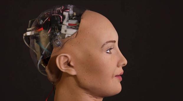 Khuôn mặt thô và xấu của công dân robot Sophia là có chủ đích! Lý do là... - Ảnh 6.