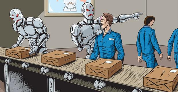 Không những việc tay chân, dân văn phòng sau này cũng thất nghiệp vì robot - Ảnh 2.
