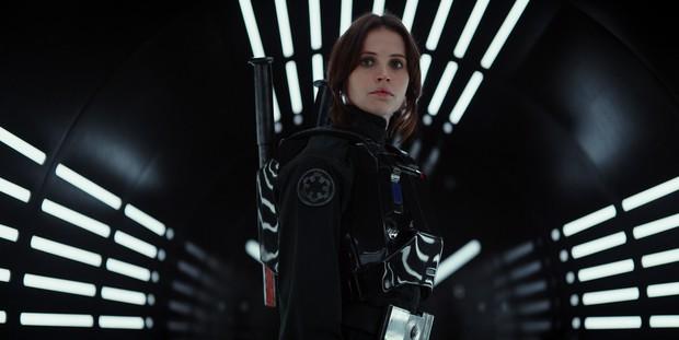 Rogue One: A Star Wars Story trụ vững sau 4 tuần liên tiếp - Ảnh 2.