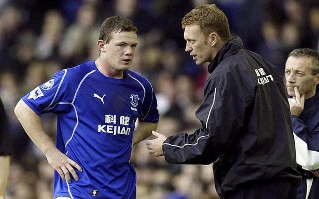 Giải mã mối quan hệ giữa Wayne Rooney và David Moyes - Ảnh 1.