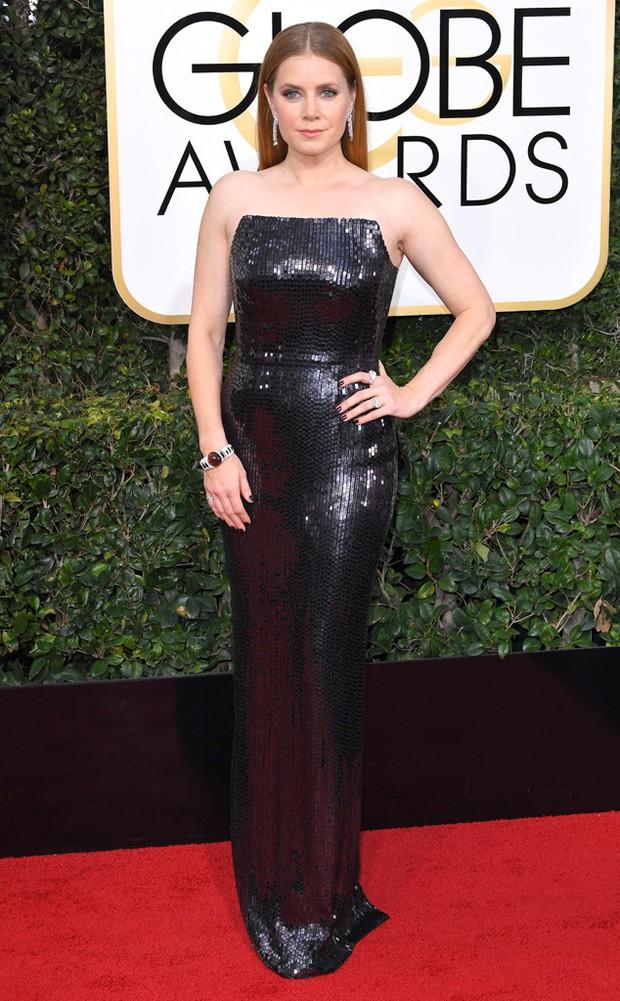 Thảm đỏ Quả Cầu Vàng 2017: Lily Collins đẹp như công chúa, đánh bật dàn Hoa hậu, mỹ nhân Hollywood - Ảnh 21.