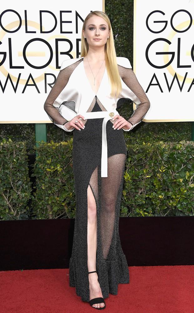 Thảm đỏ Quả Cầu Vàng 2017: Lily Collins đẹp như công chúa, đánh bật dàn Hoa hậu, mỹ nhân Hollywood - Ảnh 15.