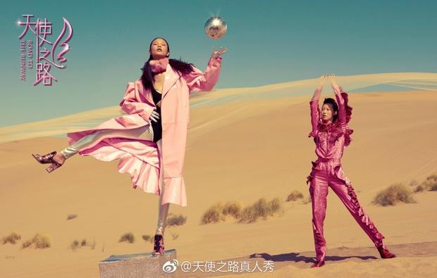 Là show tuyển mẫu cho Victorias Secret nhưng concept hoành tráng không kém Next Top Model! - Ảnh 10.