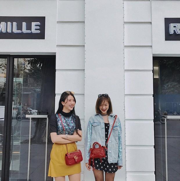 Hot girl Việt sắm túi ngày càng bạo tay, ai đang sở hữu kho túi hiệu khủng nhất? - Ảnh 20.