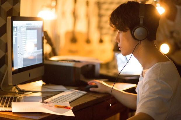 Chi Pu đóng vai nhạc sĩ, cặp kè người tình MV Jin Ju Hyung trpong phim điện ảnh Việt - Hàn - Ảnh 5.