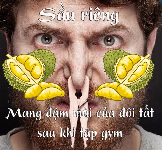 Hoá ra mùi sầu riêng thực sự là: mùi của tất sau khi tập gym, mùi rác thải và thịt thối rữa - Ảnh 2.