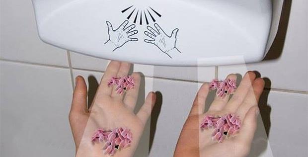 Trước khi sử dụng máy sấy tay trong phòng vệ sinh, hãy chắc rằng bạn đã biết điều này - Ảnh 3.