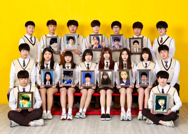 Bức ảnh tập thể lớp của các học sinh Hàn Quốc sau thảm kịch chìm phà Sewol khiến nhiều người rơi nước mắt - Ảnh 6.